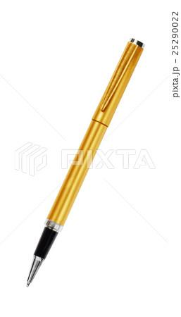 pen isolated on white backgroundの写真素材 [25290022] - PIXTA