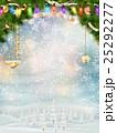 樹木 樹 ツリーのイラスト 25292277