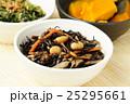 ヒジキ煮物 25295661