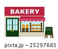 パン屋のイラスト 25297685