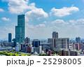 【大阪府】大阪の街並み 25298005