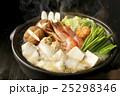 寄せ鍋 鍋料理 鱈の写真 25298346