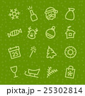 Christmas icon set 25302814