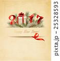 クリスマス プレゼント 贈り物のイラスト 25328593
