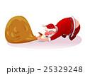 サンタ サンタクロース ベクターのイラスト 25329248