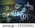 日本のネットワーク 25333001