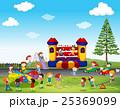 子供 子 パークのイラスト 25369099