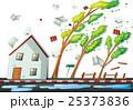 住宅 住居 家のイラスト 25373836