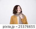 冬服 ポートレート ファッションの写真 25376655