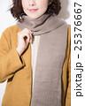 冬服 ファッション 女性の写真 25376667