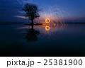 Reflection of swing fire 25381900