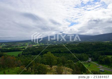 北海道の雄大な景色 25384407
