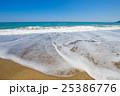 背景 ビーチ 浜辺の写真 25386776
