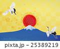 富士の初日の出 25389219