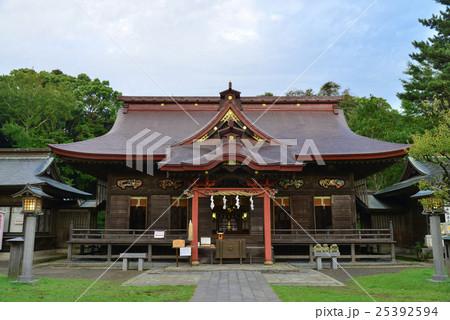 大洗磯前神社(おおあらいいそさきじんじゃ)拝殿 25392594