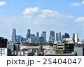 渋谷から新宿の眺め 25404047