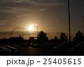 愛・地球博記念公園(モリコロパーク) 夕焼けと観覧車(左) 25405615