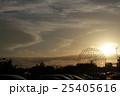 愛・地球博記念公園(モリコロパーク) 夕焼けと観覧車(右) 25405616