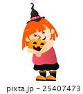 かぼちゃ カボチャ 南瓜のイラスト 25407473