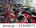 貸し自転車 25408673