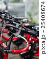 貸し自転車 25408674