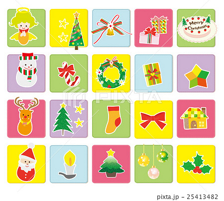 クリスマスオーナメント セット 25413482