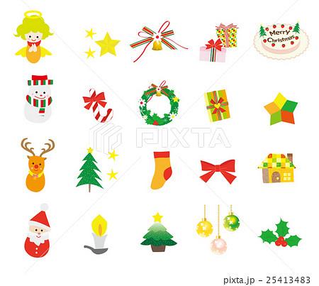 クリスマスオーナメント セット 25413483