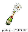 お酒 ビン ベクトルのイラスト 25424188