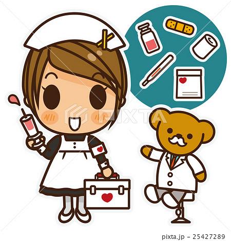 オンナノコ 看護師(クラシック) 注射 25427289