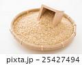 穀物 米 玄米の写真 25427494