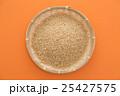 穀物 米 玄米の写真 25427575