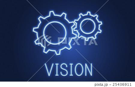 Business Achievement Progress Develpoment Cogwheel Conceptのイラスト素材 [25436911] - PIXTA