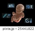 ヒューマン ベビー 赤ちゃんのイラスト 25441822