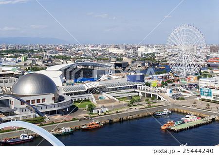 名古屋港ガーデンふ頭 名古屋港水族館と名古屋港シートレインランド 25444240