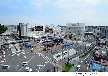 戸塚駅 西口駅前ロータリー 25445065