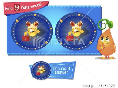 differences  chicken ariesのイラスト素材 [25451377] - PIXTA
