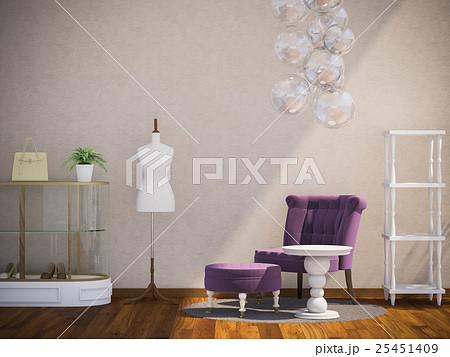 インテリアのイラスト素材 [25451409] - PIXTA