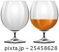 コップ お酒 アルコールのイラスト 25458628