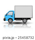 トラック 車両 交通のイラスト 25458732