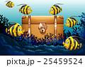 熱帯 海 海原のイラスト 25459524