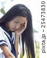 女子高生 ポートレート 25473830