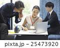 人物 ビジネス 研修の写真 25473920