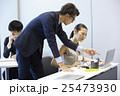 人物 ビジネス 研修の写真 25473930