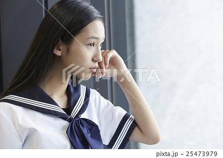 女子高生 ポートレート 25473979
