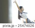 女子高生 勉強イメージ 25474026