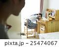 女子高生 勉強イメージ 25474067