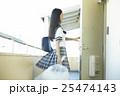 女子高生 登校 25474143