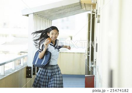 女子高生 ポートレート 25474182