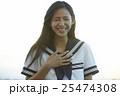 女子高生 ポートレート 25474308