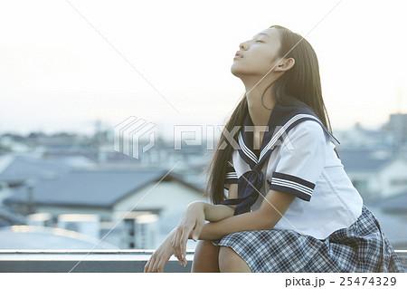 女子高生 ポートレート 25474329